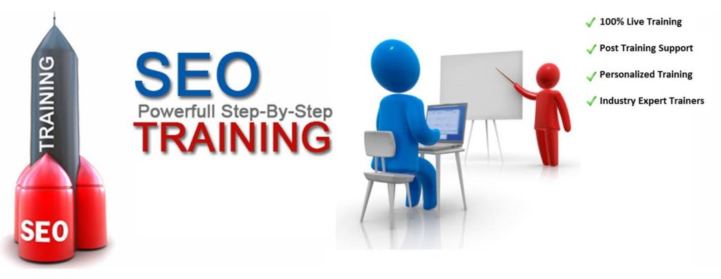 SEO Certification Courses Training Institute Banner