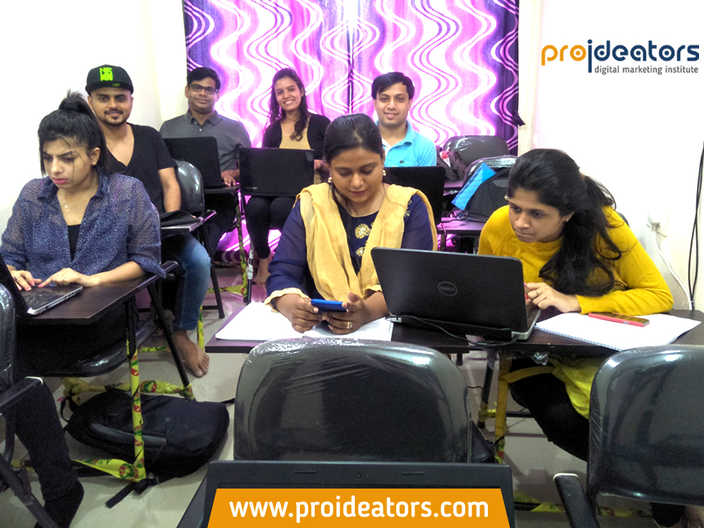 Proideators Digital Marketing Course Batch September 2017 - Proideators Digital Marketing Course Training Institute