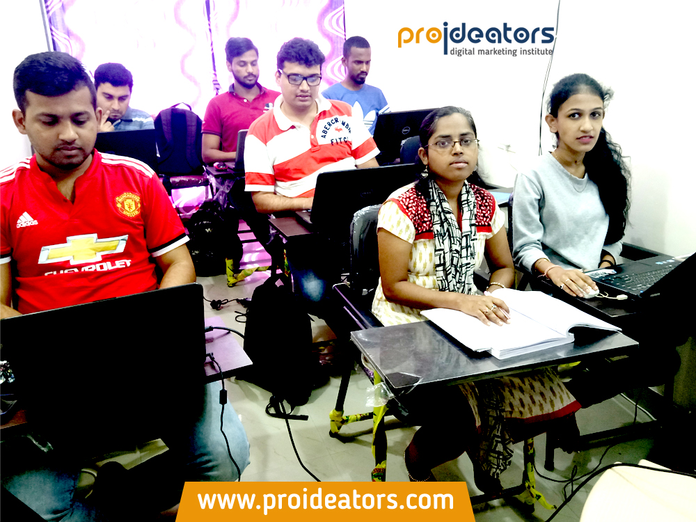 Proideators Digital Marketing Course Training Institute Batch Images - Proideators Digital Marketing Course Training Institute
