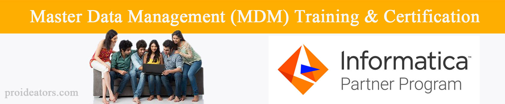 Informatica-Master-Data-Management-MDM-Training-Certification-Proideators