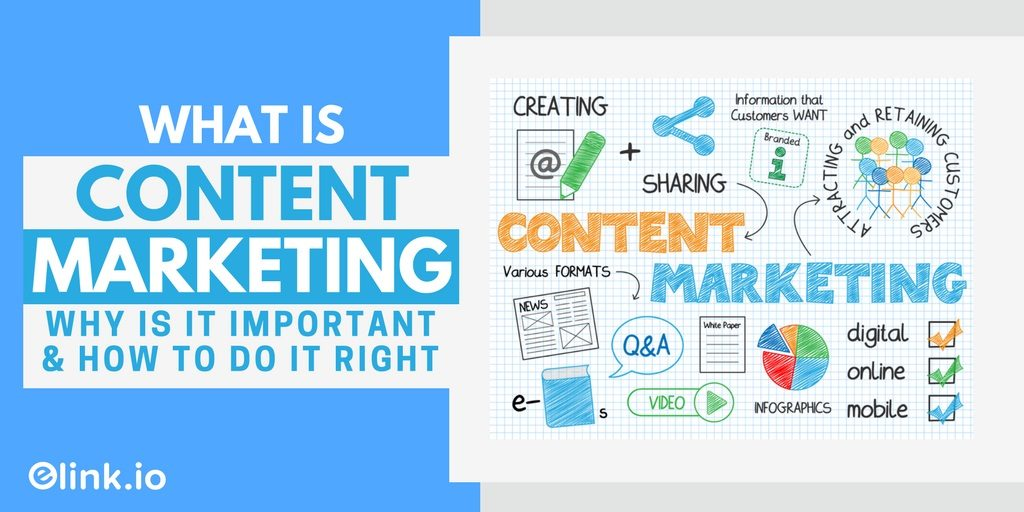 Why Content Marketing Is So Important For Your Business Proideators