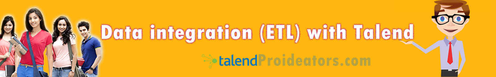 Talend ETL Certification Training Course