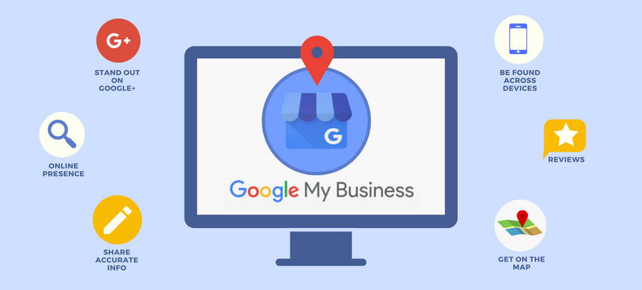Google My Business Maps Marketing Local SEO Proideators