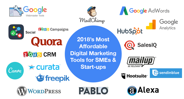 8 Essential Digital Marketing Tools for an Internet Marketer Proideators