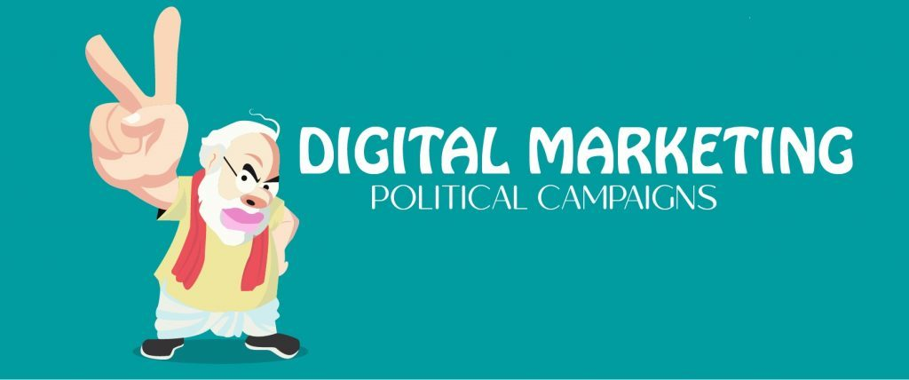 How Indian political campaigns enhanced its presence through digital marketing strategies Proideators