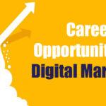 Digital Marketing as a career option Proideators