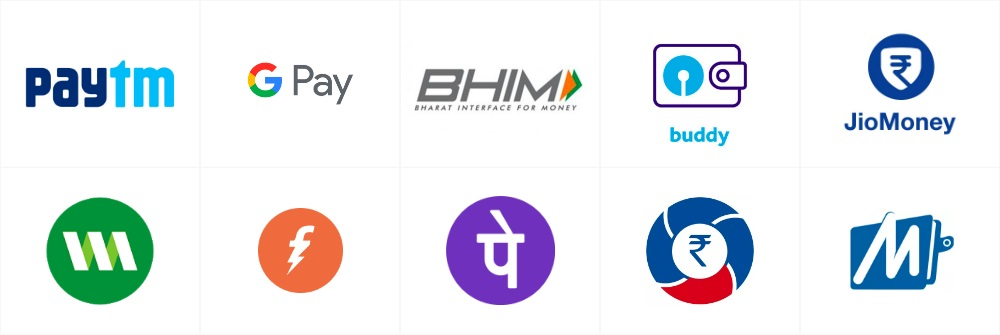 QR Code payment by google pay phonepe paytm Jio ProiDeators