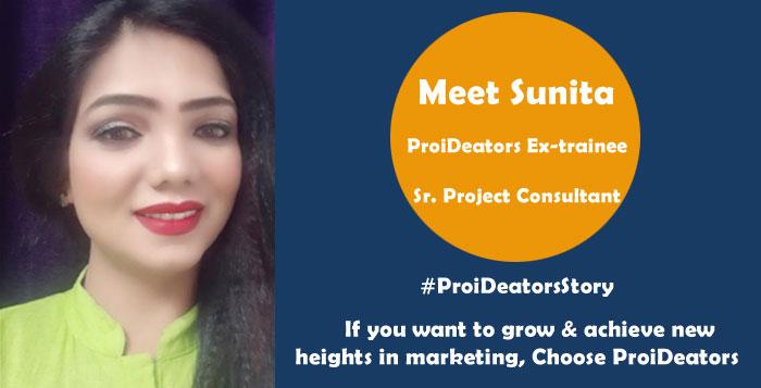 Sunita Rajbhar ProiDeators
