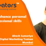 Akash Sumariya Proideators Reviews Digital Marketing Trainee Student Mumbai