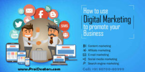 Benefits of digital marketing certification program course for Entrepreneurs proideators