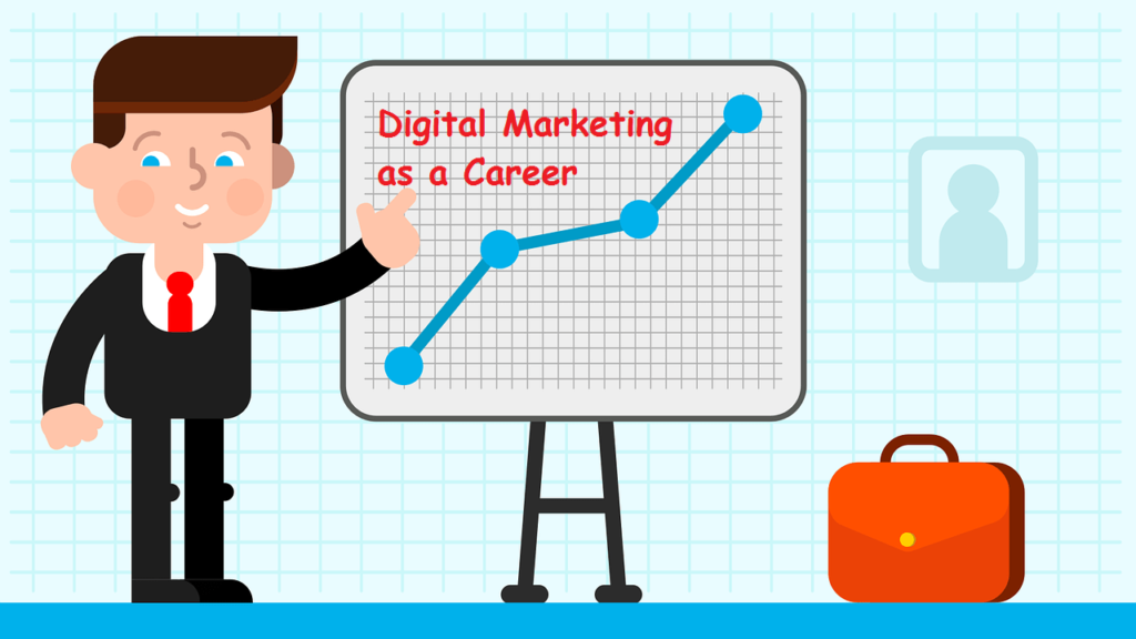 5 Reasons You Should Choose Digital Marketing As Your career ProiDeators 2021