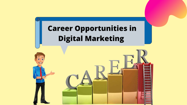What Would Be the Career Opportunities in Digital Marketing Domain - ProiDeators Media