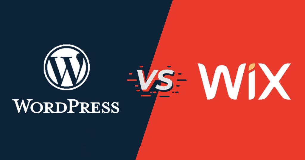 Comparación de Wix y WordPress que es mejor para SEO